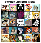 That One Character Meme That Everyone's Doing by srbarker