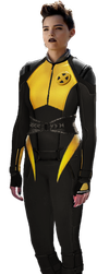 Negasonic Teenage Warhead :Deadpool 2 PNG by Gasa979