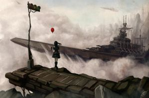 Salute the Gothic Fleet by Luches