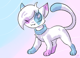 Art Fight - Attack 4 - Leibi by JB-Pawstep