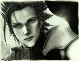 Zack Fair by xAllyxCatx
