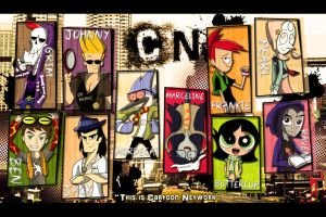 This is Cartoon Network by xeternalflamebryx