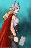 Thor by mhunt