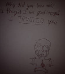 I Trusted You by Dying-At-Dawn