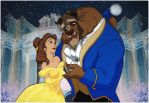 Beauty and the Beast by fedex32