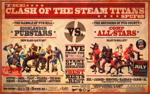 TF2-Clash of the Steam Titans by goldenhearted