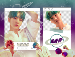 Pack Png 1537 // Suga (BTS) (LY - Her) by BEAPANDA