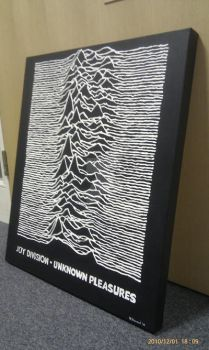 Joy Division Unknown Pleasure1 by ElephantStoned