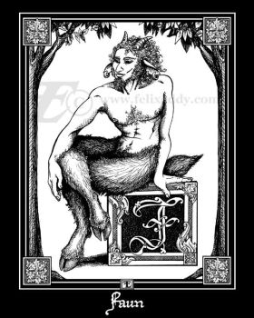 F for Faun by felixxkatt