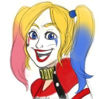 Harley Quinzel by pencilHead7