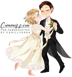 .:COM:. Wedding by alpakami