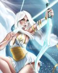 Freljord Ashe - JUNEQUEST giveaway by sylessae