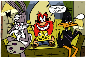 The Looney Tunes Show by theEyZmaster