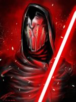 Sith Lord by Maderrin