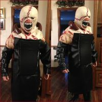 Nemesis suit (W.I.P) by Rising-Darkness-Cos