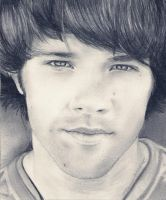 Jared Padalecki by sammytvr