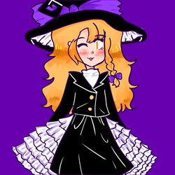 frilly marisa by doremysweet