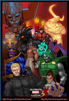 Most evil Colored by ruga-rell