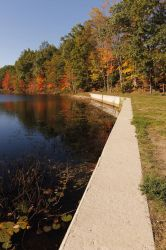 Taylor mill pond by TheBrassGlass