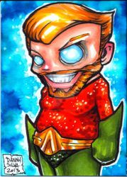 Aquaman ! by dsilvabarred