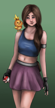 Pokemon Trainer by Embucky