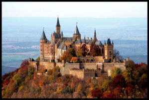 Burg Hohenzollern by Bloody-chan