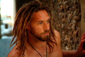 Dan Tanned and Dreaded by 3feathers