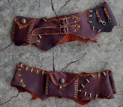 Wastelander's Utility Belt by Xavietta
