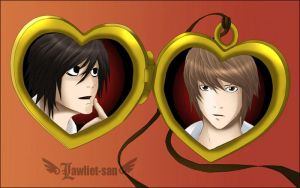 me and you... by Lawliet-san
