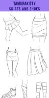 Skirts And Shoes ref by Cosmic-Candy-Shop