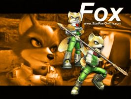 Fox McCloud by Xperiment626