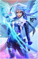 Pokemon Mystic : YouTube! by rossdraws