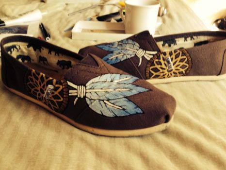 Dreamcatcher Toms by Swiftstride