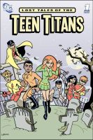 Dc Fifty Too Teen Titans by BillWalko