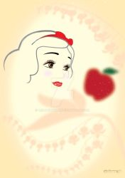 Allure - Snow White by AmadeuxWay