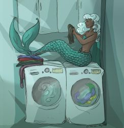 Laundry by sorhainSlave