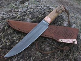 nordic damascus by hellize