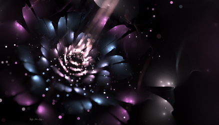 My First Decent Flower by PaMonk