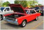 A Hot Red Dodge Dart by TheMan268