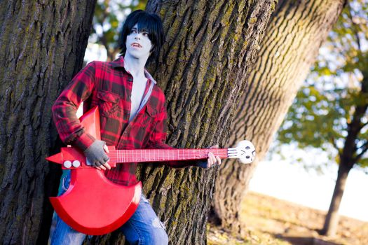 Marshall Lee by Arctic-RevoIution