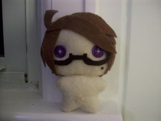 APH Naked Austia Plushie by Airmidian