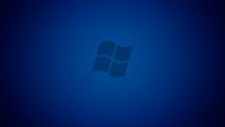 Windows soft blue gradient by davidm147