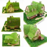 Miniature House - Kiki's Delivery by SmallCreationsByMel