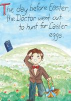 Doctor's Easter Surprise - Page 1 by orinocou
