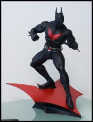 BatmanBeyond painted prototype by AYsculpture