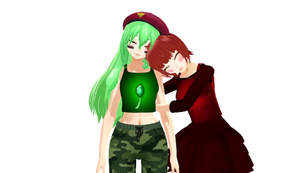 Redstone and Emerald by SerenityHCMC