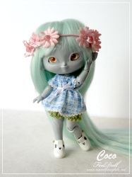 Feadoll 2018 Coco wip 06 by Nailyce