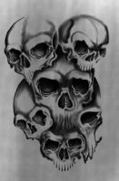 skulls by Unibody