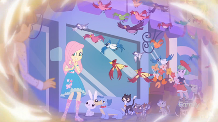 MLP Equestria Girls Overpowered Moments 3 by Wakko2010