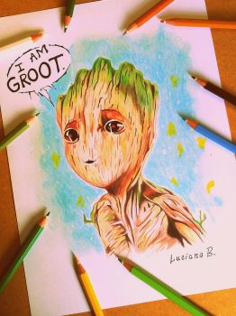Groot by lucianoB2099
